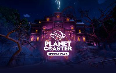 Planet Coaster - Spooky Pack cover